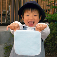 ハンカチタオル16cmサイズ【おなかま】