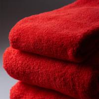 赤の極み【GEN】バスタオル