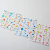 キッチンタオル【ガーゼ】3枚セット