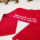 赤マフラースポーツタオル【今治タオルエール】 名入れ刺繍
