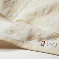ポアバスタオル(今治タオル) 名入れ刺繍