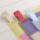 今治ループミニタオル「ナンバーカラー」 名入れ刺繍