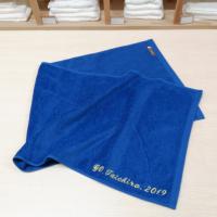 ウインドカラースポーツタオル(今治タオル)名入れ刺繍