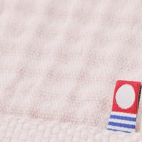 ワッフルガーゼフェイスタオル【ふんわり】 名入れ刺繍