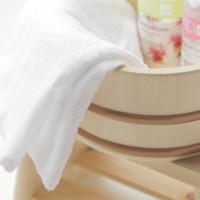 敬老の日タオルセット 長くて絞りやすい浴用タオル【温泉タオル】 2枚ギフトセット
