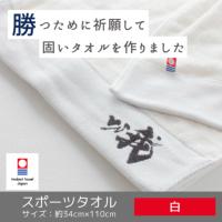 勝つためのタオル 【vs我】